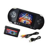 16 Bit Portable Video Game Handheld Console + 150 Games