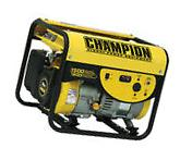 Champion Power Equipment 1500 Watt Portable Gas-Powered