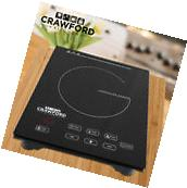 NEW Portable 1800W Induction Cooker Electric Cooktop Burner