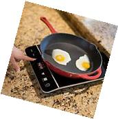 INDUXPERT Portable Induction Cooktop 1800W with Power