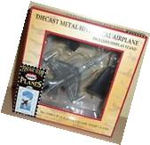 Model Power Postage Stamp Planes ~ 1:126 Scale ~ USAF F-16