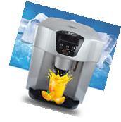 Potable Ice Maker Top Countertop Freestanding Ice/Cold Water