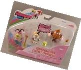 The PowerPuff Girls Townsville doll pack.Cartoon Network-