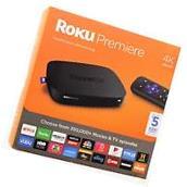 Roku Premiere for HD & 4K Ultra HD TVs