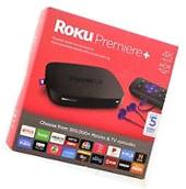 Roku Premiere+ For HD & 4K HD TVs