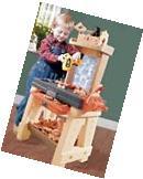 Step2 Kids Pretend Play Set Workshop Tool Children Activity