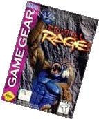 Primal Rage-GAME GEAR