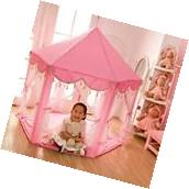 Princess Castle Play Tent by FinerKids for Girls Indoor