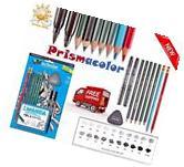 Prismacolor Scholar 10 Piece Kit Manga Drawing Set Artists