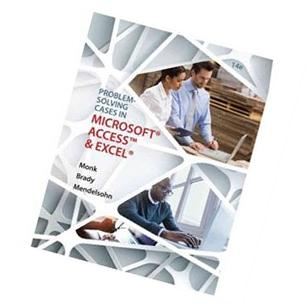 Problem-solving cases in microsoft access and excel answers