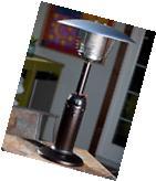 Propane Patio Heater Table Top Lightweight Portable Garden