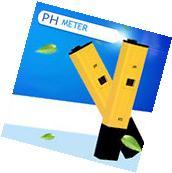 Protable Digital PH Meter Tester Aquarium Pool Water Wine