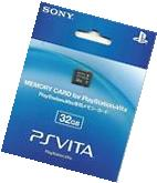 100% OFFICIAL SONY PS VITA 64GB MEMORY CARD PLAYSTATION PSV