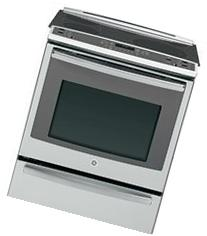 "GE PS920SFSS Profile 30"" Stainless Steel Electric Slide-In"