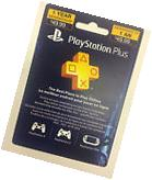 Sony PSN Live Subscription Card Membership for PS3/PS4/
