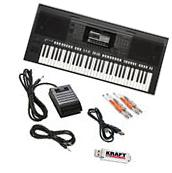 Yamaha PSR-S770 Arranger Workstation Keyboard KEY ESSENTIALS