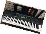 Yamaha PSRE253 61-Key Portable Keyboard Piano for Beginner