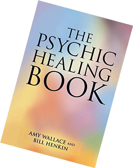 The psychic healing book