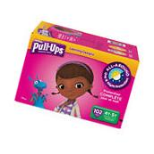Huggies Pull Ups Training Pants For Girls Size 4T - 5T  102