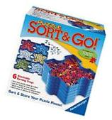 Puzzle Sort and Go Jigsaw Puzzle Accessory, New, Free