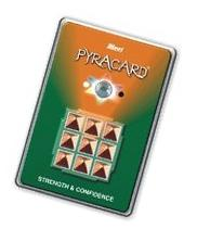 Pyracard  Pyramid Fortune Card