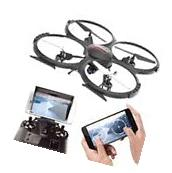 Quadcopter Drone Camera HD WiFi FPV Headless Mode Gravity