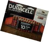 DURACELL QUANTUM AAA BATTERIES 20 Pack Battery - Expiration