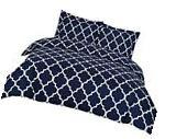 Utopia Bedding Queen Size Duvet Cover with 2 Pillow Shams