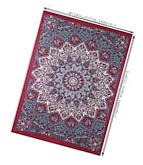 Queen Hippie Indian Tapestry Floral Mandala Throw Boho
