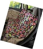 Quilted Butterfly Car Seat Cover Mat Protector Pet Dog Kids