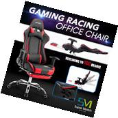 Racing Game Chair Executive Office Desk Seat Computer w/