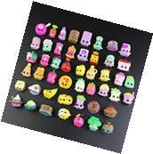 Random Lot Of 30 Pcs Shopkins Of Season 6 Shookins Figures
