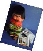 RARE CUTE MONCHICHI / MONCHHICHI SEKIGUCHI BOY IN A JAPANESE