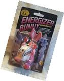 Rare Vintage Energizer Bunny Squeeze Light Toy Advertising
