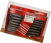 Craftsman 20 Pc Ratcheting Combination Wrench Tool Set Inch