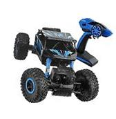 Rc Buggy Monster Truck Remote Control Off-Road 4X4 Crawler