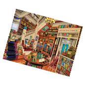 NEW White Mountain Reader's Paradise Endless Bookshop 1000