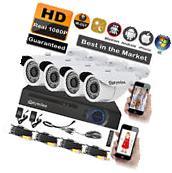 Eyedea Real HD 1080P DVR 5500TVL CMOS Night Vision CCTV