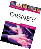 Really Easy Piano Disney Sheet Music Really Book NEW