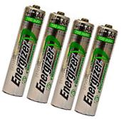 *NEW* 6x Energizer Rechargeable AAA 700 mAh NH12 NiMH 1.2V
