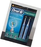 Oral-B Pro Rechargeable Electric 2-Toothbrushes W/ floss