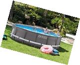 Intex Recreation 28309EH Ultra Frame Pool Set Toy