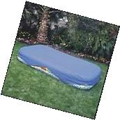 Rectangular Pool Cover For Kids Swimming Pools, 103 in. x 69