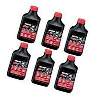 Echo 6 Pack of 2.6oz Red Armor Two Cycle Engine Oil, 1