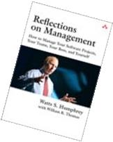 Reflections on Management