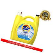 New Tide Refreshing Breeze HE Laundry Detergent Cleans