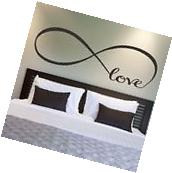 Removable Decal Art Mural Home Room Decor Wall Sticker Word