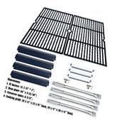 Replacement RepairKit Burner,CarryoverTubes,Heat Plate,Grill
