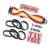 Oreck XL Replacement Vacuum Cleaner Brush Roller 6 Belt