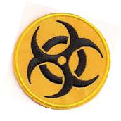 Resident Evil - Biohazard - iron on patch